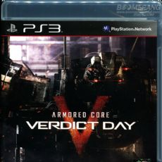 Armored core veredict day